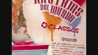 Rhythms Del Mundo feat. KT Tunstall - Because The Night