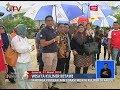 Tak Malu Payung Tertutup Sandiaga Uno Tetap Perkenalkan Wisata Kuliner Betawi BIS 18 03