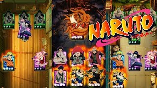 Naruto - Ninja Masters | Card Game | Android Gameplay