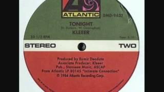 Kleeer-Tonight