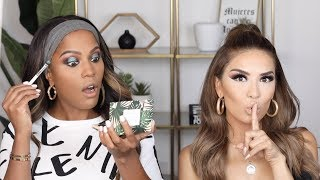 GET READY WITH US ft. ILUVSARAHII x DOSE OF COLORS COLLABORATION