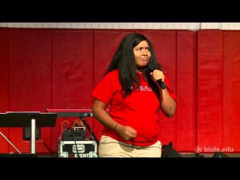 Nena Wallace: Thoughts on Worship [Biola University Chapel]