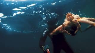 Подводная рыбалка в мурманске