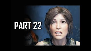 Shadow of the Tomb Raider Walkthrough Part 22 - Jungle Warfare (Let's Play Gameplay Commentary)