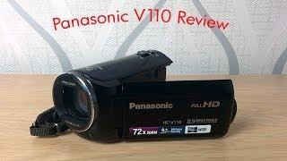 Panasonic HC V110 Review