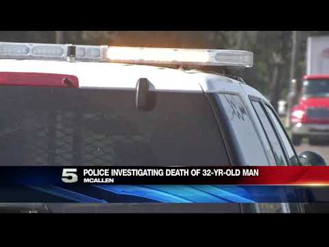 Autopsy Ordered for Body of 32-Year-Old Found in McAllen Warehouse