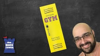 GYM Review - with Zee Garcia