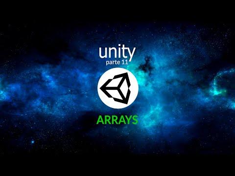 Introducción a Unity. Parte 11. Arrays