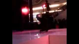 Squirrel Dance Crew Feat Indonesian Dubstep   Robotic In Tangcity Mall