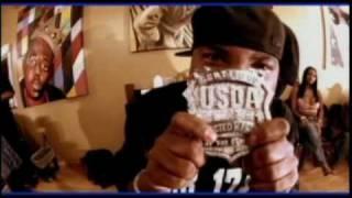 Bun-B ft Pimp C, Z-Ro & Young Jeezy - Get Throwed (Official Music Video)