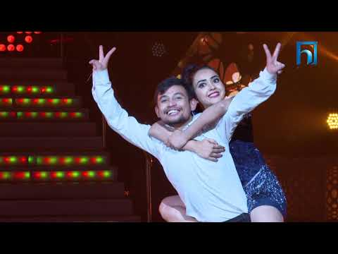 Priyana Acharya & Subham Bhujel | DWTS | Performance clip (9th week Friday) |