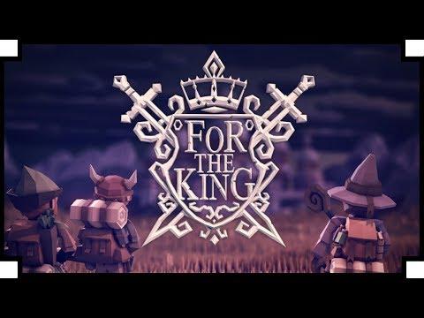 For the King - (Strategic RPG / Tabletop Game)