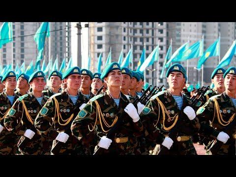 Военным в Казахстане увеличат зарплату