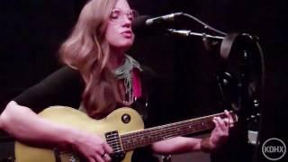 """Jolie Holland """"Honey Girl"""" Live at KDHX 11/10/11"""