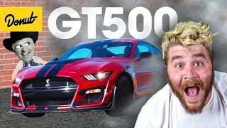 SHELBY GT500 - Everything You Need to Know | Up to Speed