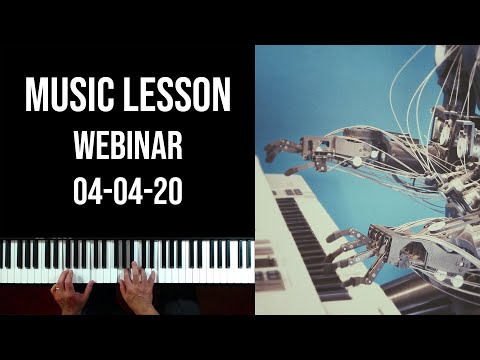 Lessons with Carlos (Webinar 04-04-20)
