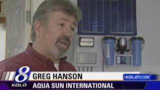 Solar Powered Water Purification Systems to Millions In Need