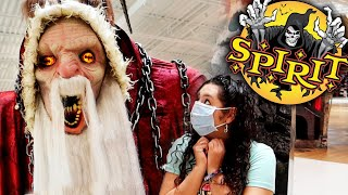 What New Scary things are at Spirit Halloween this year?!