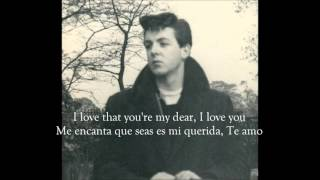 The Beatles ~ Falling In Love Again (Subtitulada)