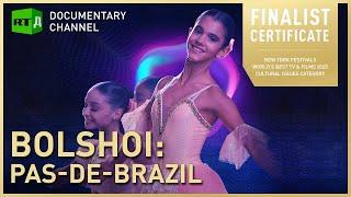 Bolshoi: Pas-de-Brazil. Brazil's Bolshoi Theatre School Turns Favela Kids Into Ballet Stars