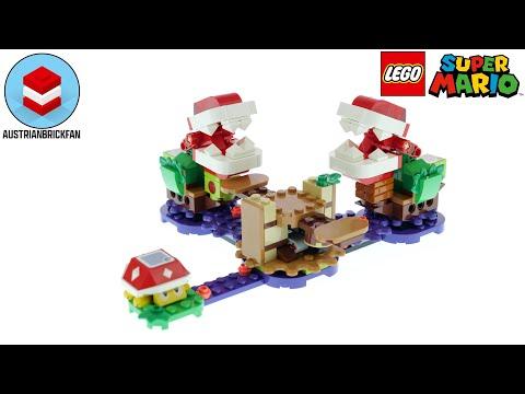 Vidéo LEGO Super Mario 71382 : Le défi de la Plante Piranha - Ensemble d'extension