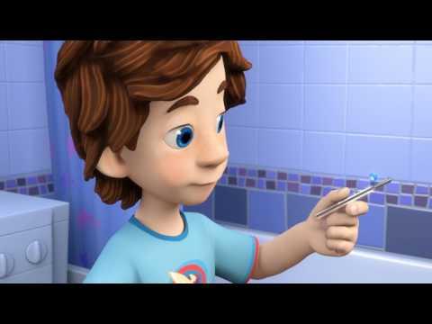 Die Fixies - DEUTSCH - Das Thermometer - Kinderserien