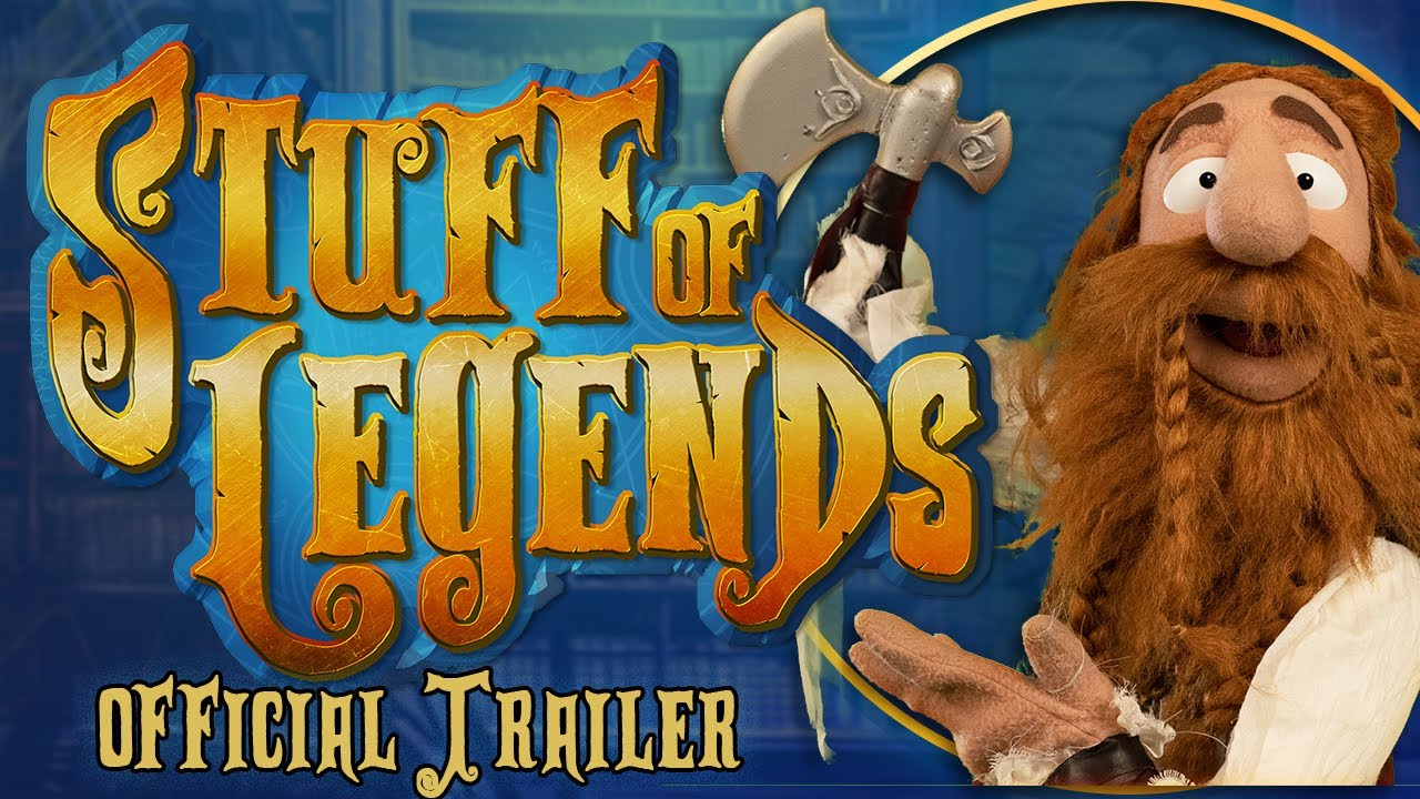 Dungeons and Dragons Series Stuff of Legends Features Live Action Puppets