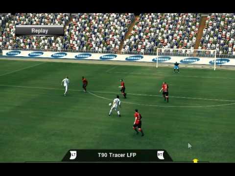 Masut Ozil's Amazing Pass And Karim Benzema's Goal