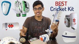 Best Advice To Choose A Cricket Kit | Cricket Bat, Pads, Gloves, Guards Etc. | SportShala | Hindi