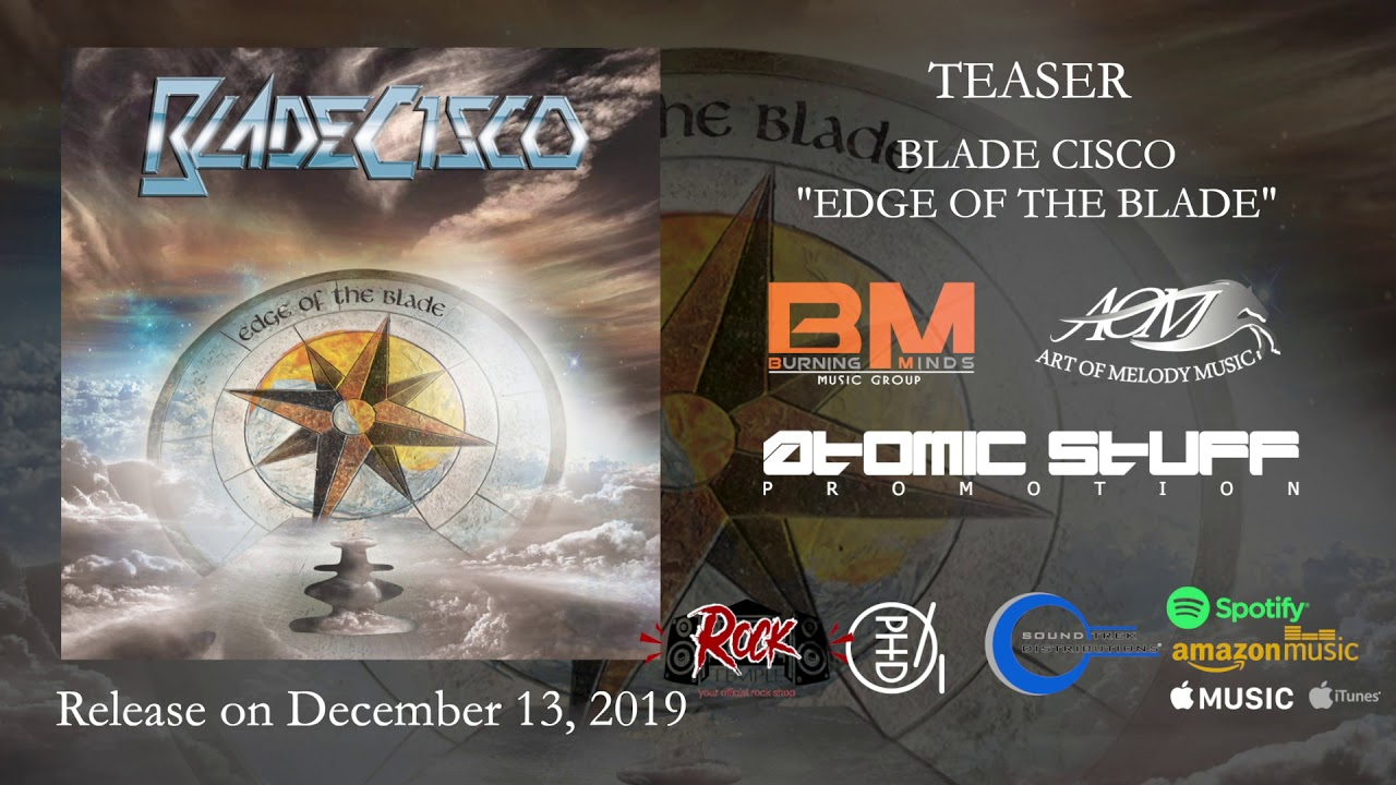 BLADE CISCO - Edge of the blade (teaser)