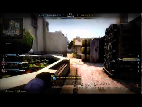 CS:GO - Clutch Ace 1v5 Inferno