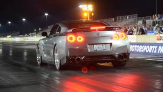 preview picture of video 'DSM/Evo/GT-R Shootout 2013 - ETS/English Racing GT-R - Norwalk, Ohio'