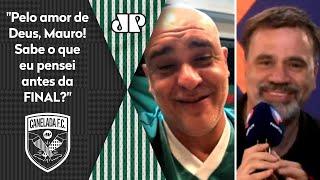 São Marcos resenha ao vivo com Mauro Beting após Palmeiras ser campeão da Copa do Brasil!