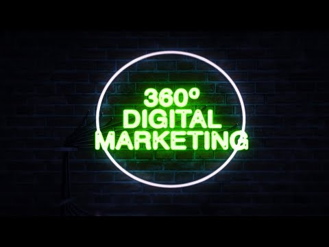 TOURISM 360° Digital Marketing promo | Corporate Presentation