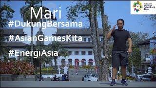 ASIAN GAMES 2018 - DUKUNG PERJUANGAN PAHLAWAN MEDALI KITA !!!!!