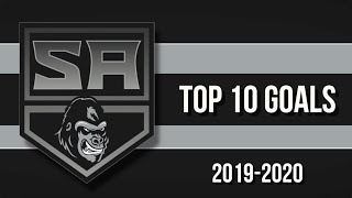 Top 10 Salmon Arm Silverbacks Goals of 2019-20