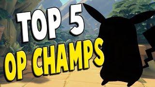 TOP 5 OP PALADINS CHAMPS OB65
