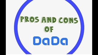DaDaABC PROS and CONS | My honest opinions (2020)
