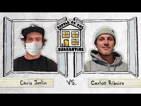 Battle At The Quarantine | Chris Joslin Vs. Carlos Ribeiro
