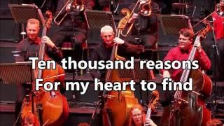10,000 reasons - matt redman - royal albert hall - overdub-lg