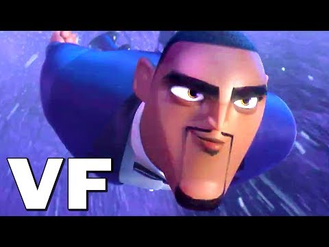 LES INCOGNITOS Bande Annonce VF # 2 (Will Smith, Animation 2019)