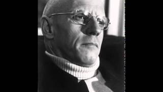 Michel Foucault   Le Corps Utopique   Radio Feature 1966