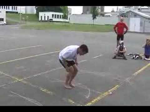 Double Push Skating Part 1