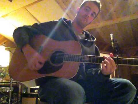 Scott Stevens - Guitar jammin'