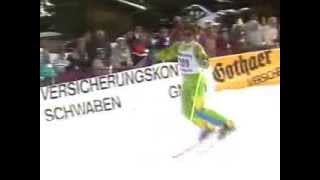 World Championships 1987 Freestyle Skiing Oberjoch Germany SkiAcro/Ski Ballet