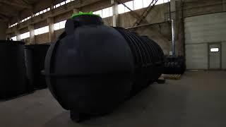 Пожарный резервуар ModulTank