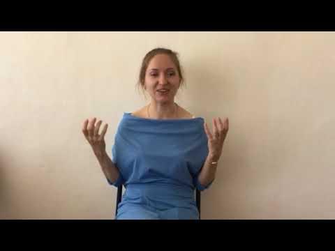 Интуитивная анатомия с Еленой Вейнберг в Красноярске