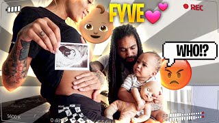 WELCOME OUR NEWEST ADDITION!! **BABY FYVE**