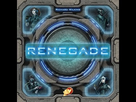 The Purge: # 2029 Renegade: An abstract game dipped in a non existent theme with a terrible rule book