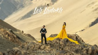 PRE WEDDING | 2020 | LEH LADAKH | ARCHIT & SOMYA | SUNNY DHIMAN PHOTOGRAPHY | INDIA